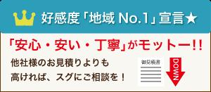 好感度No.1宣言